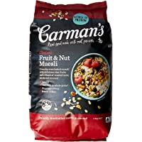 Carman's Muesli Toasted Classic Fruit and Nut 1.5kg
