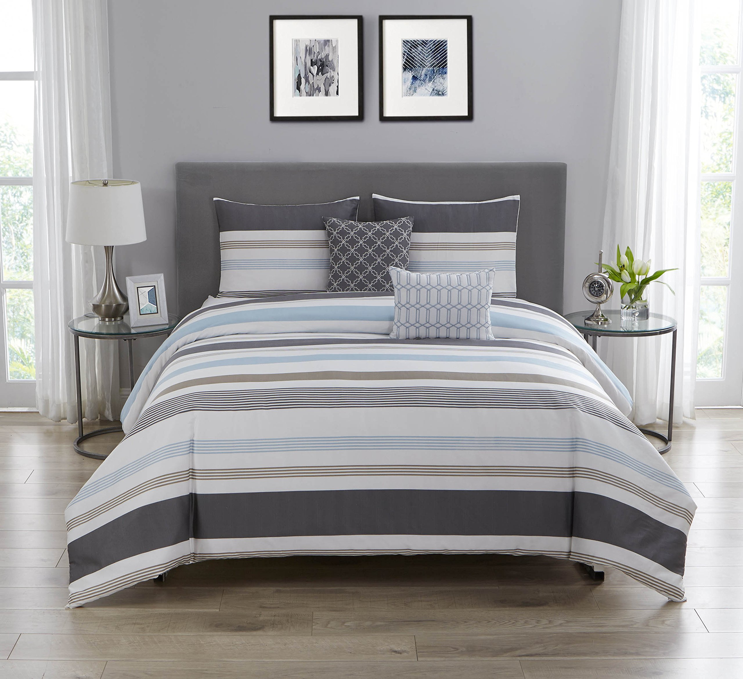 Chic home bedding