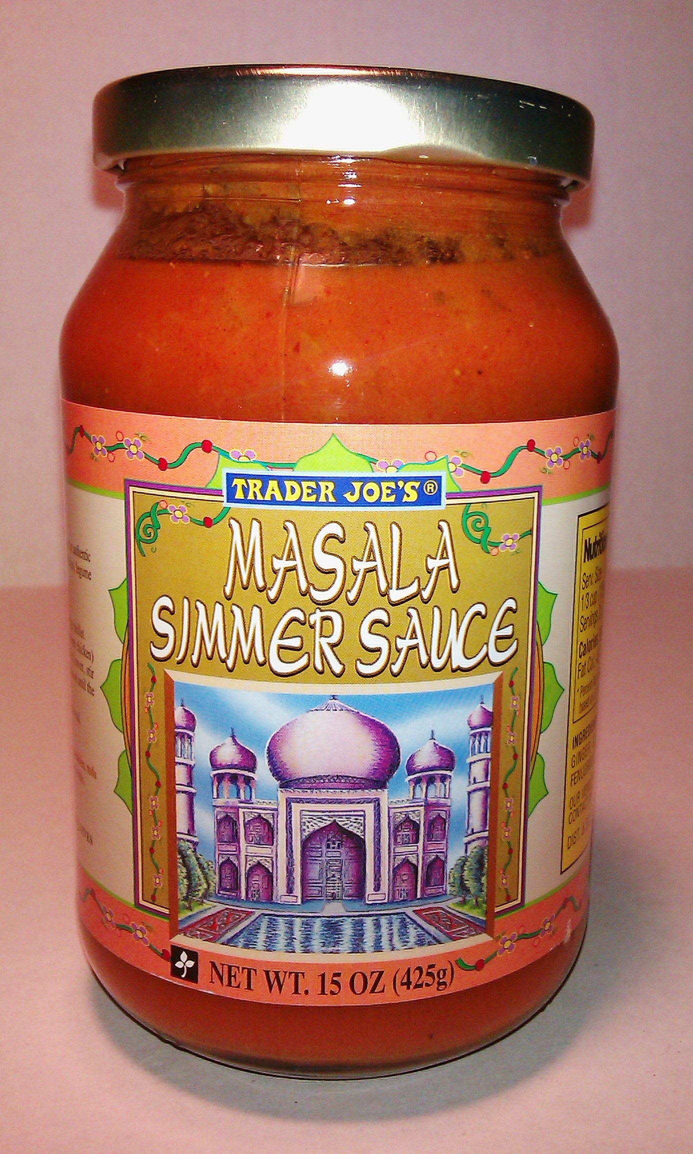 Trader joe 39 s curry simmer sauce grocery for Trader joe s fish sauce