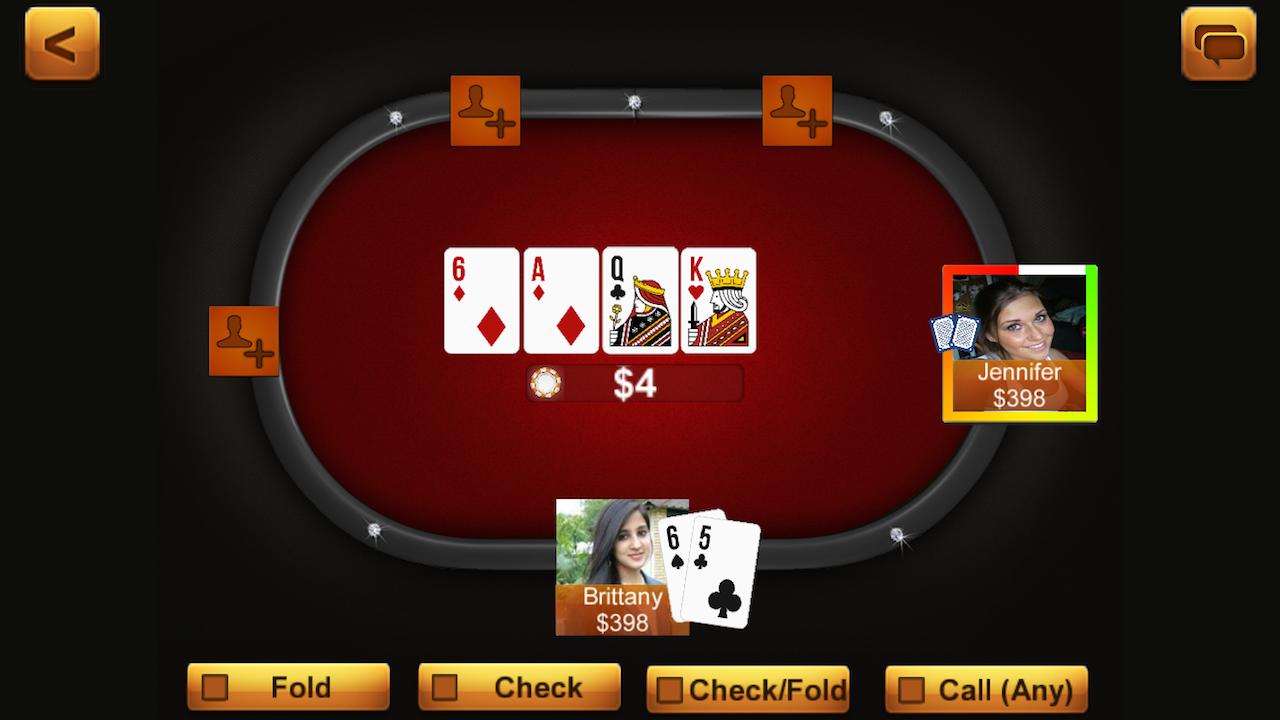 Free Play Texas Holdem Poker