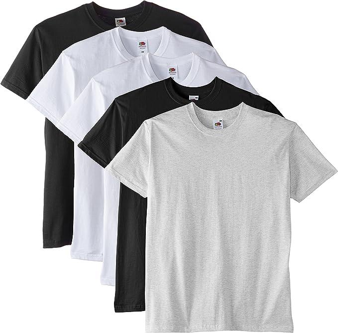 Fruit of the Loom Camiseta para Hombre: Amazon.es: Ropa y accesorios