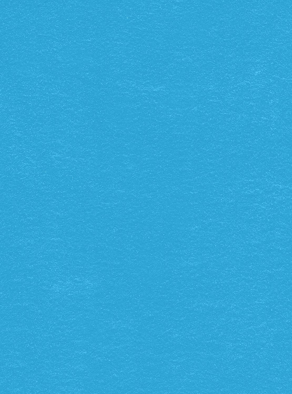 24-Piece Kunin Eco-fi Classicfelt, 9-Inch by 12-Inch, Brilliant Blue