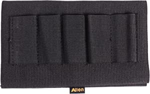 Allen Buttstock Shotgun Shell Holder for shotguns - Fits Most Shotguns Remington, Benelli, Winchester, Stoeger, & Franchi