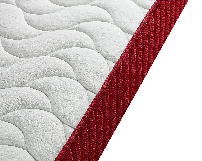 MICAMAMELLAMA Colchón Viscoelástico VISCO Confort Fresh 3D Reversible (Todas Las Medidas) (80 x 180): Amazon.es: Hogar