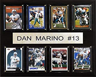 product image for NFL Dan Marino Miami Dolphins 8 Card Plaque