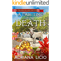 A Fair Time For Death (An Italian Village Mystery Book 2)