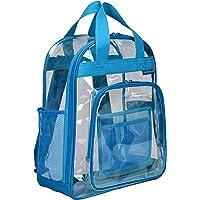 U.S. Traveler Traveler Clear School Backpack/Travel Daypack Backpack