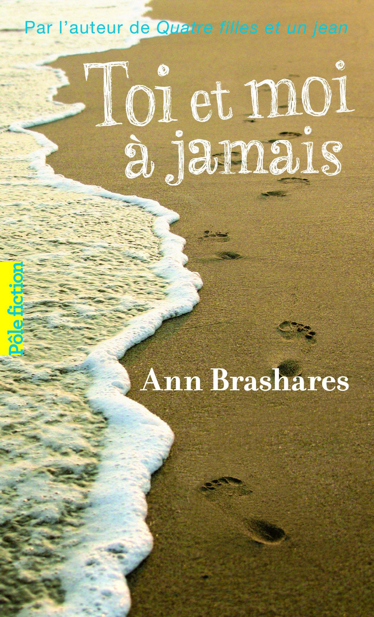 Toi et moi à jamais, un livre à lire à la plage
