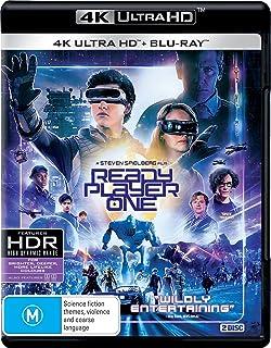 Amazon com: Ready Player One (Blu-ray)(BD): Adam Somner
