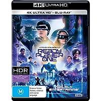 Ready Player One (4K UHD + Blu-ray)