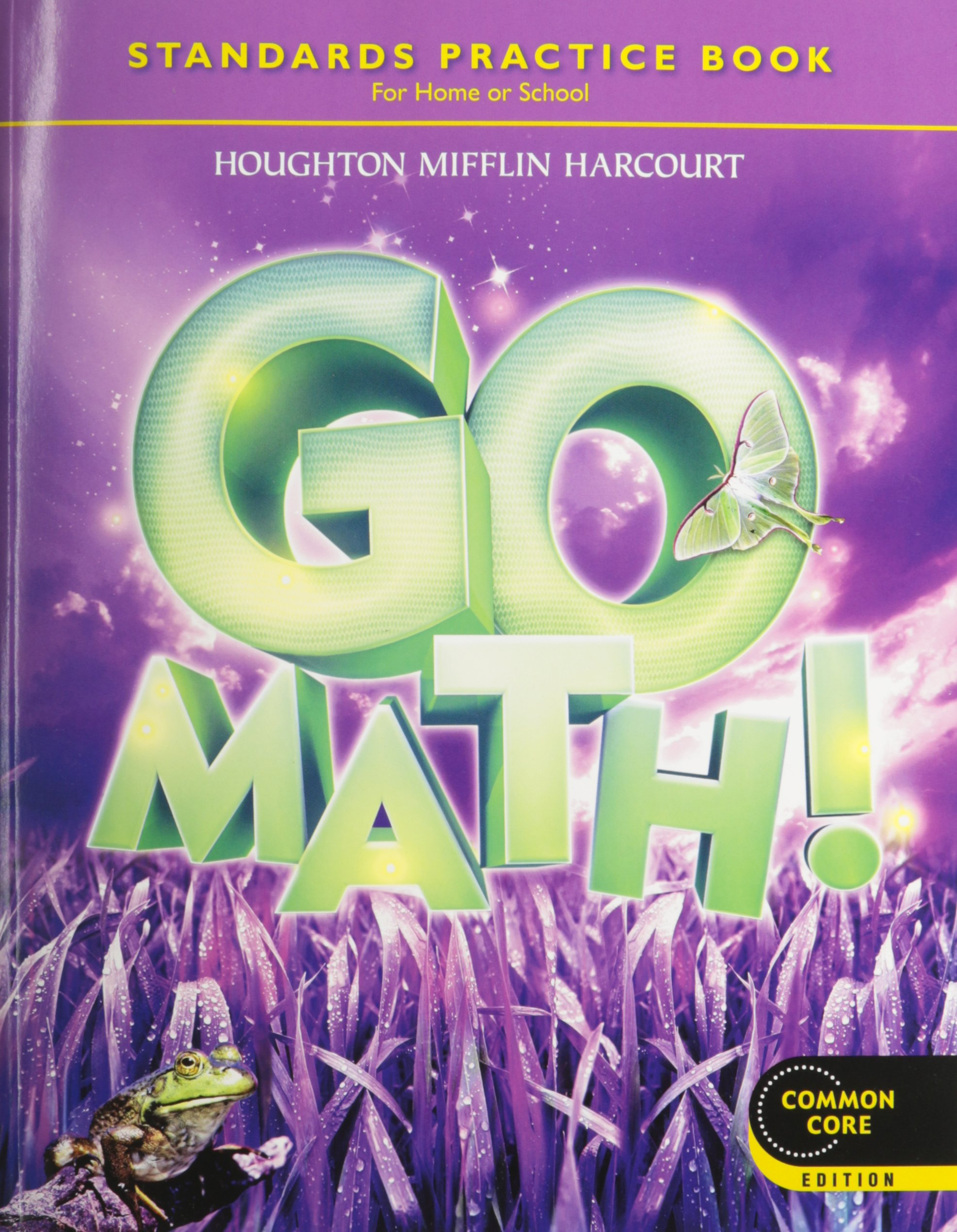 worksheet Houghton Mifflin Harcourt Math Worksheets go math student practice book for home or school grade 3 houghton mifflin harcourt 9780547588100 books amazon ca