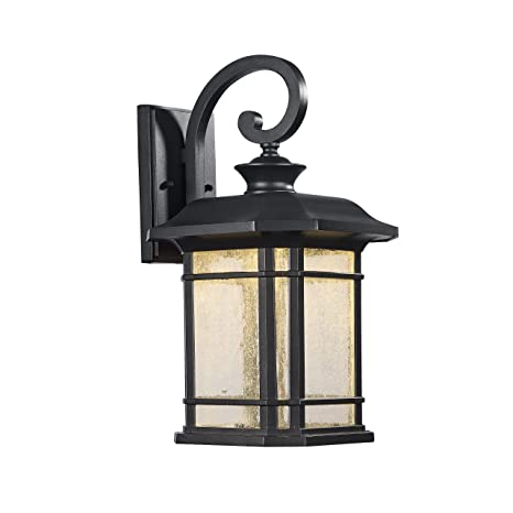 Amazon.com: Chloe Lighting ch22l21bk17-od1 de transición ...
