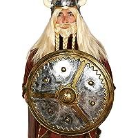 Guirca- Escudo Vikingo, Talla única (18706.0)