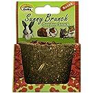Quiko Sunny Brunch Garden-Snack für Nager, 140 g, 3er Pack (3 x 140 g)