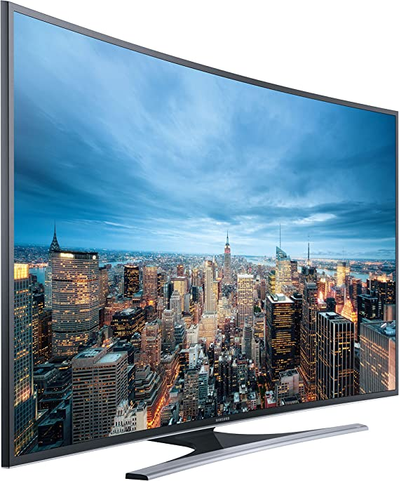 Samsung UE48JU6560 121 cm (48 pulgadas) de TV curvo (Ultra HD ...