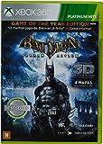 Batman Arkham Asylum - 2009 - Xbox