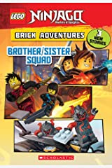 Brother/Sister Squad (LEGO Ninjago: Brick Adventures) Kindle Edition