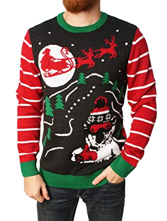 fedb44d8b94 Image Unavailable. Image not available for. Color  Ugly Christmas Sweater  ...