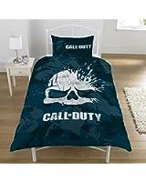 Call of Duty Duvet Set, Navy, Single