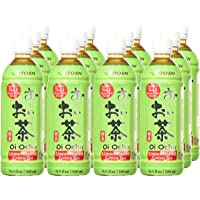 12-Pack Ito En Tea Oi Ocha Unsweetened Green Tea