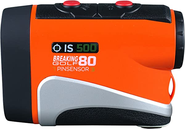 Breaking 80 IS500 Golf Rangefinder