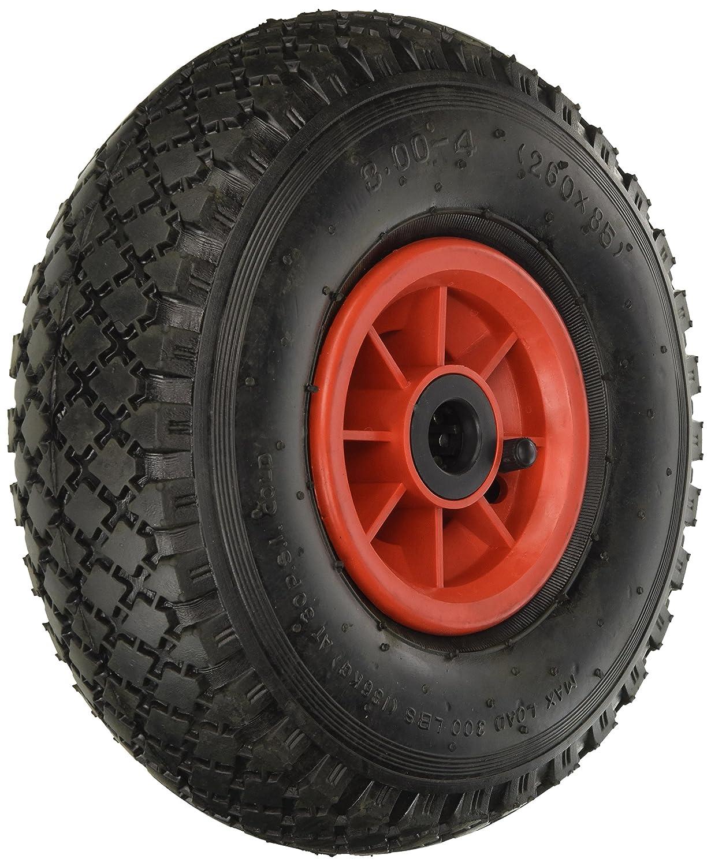 Rueda hinchable para carro. Rodamiento diámetro 260 mm.: Amazon.es: Industria, empresas y ciencia