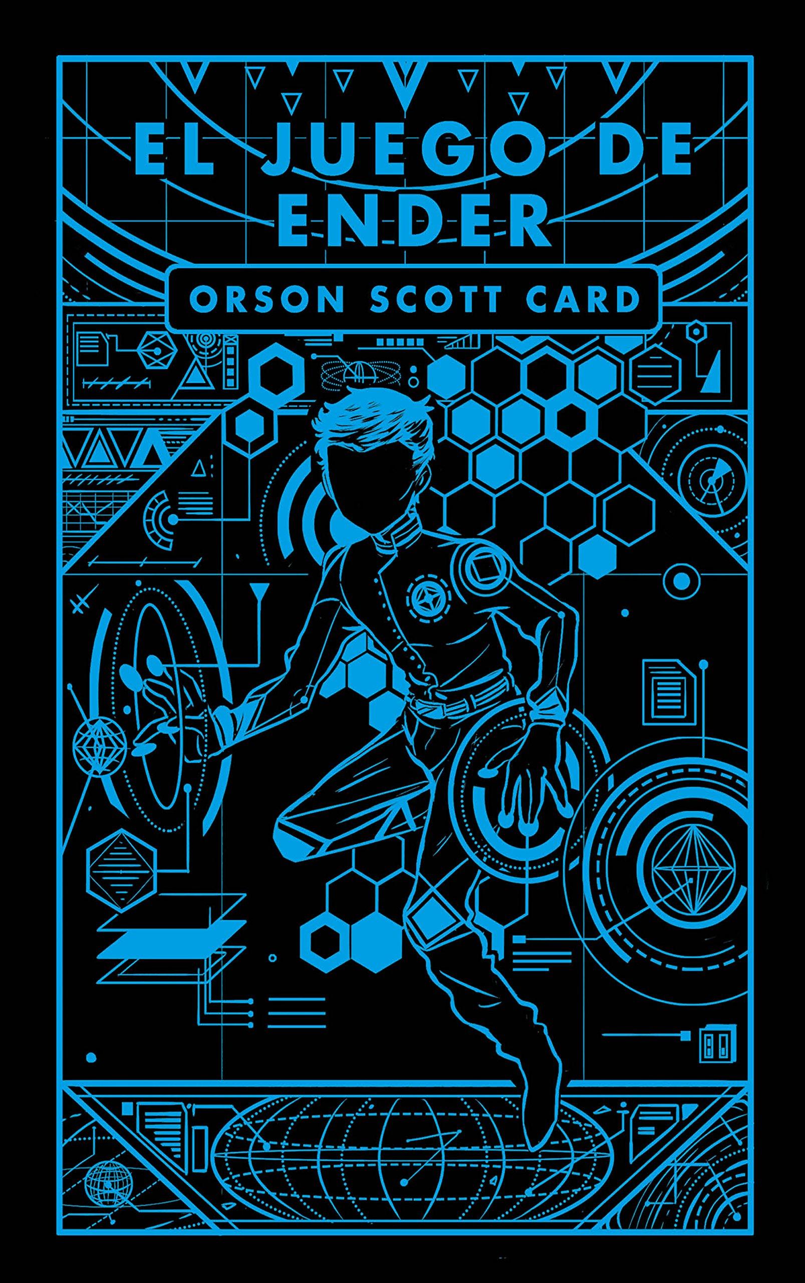 El juego de Ender (Saga de Ender 1) (Sin límites) Tapa dura – 3 jul 2018 Orson Scott Card ALFAGUARA 8420434191 Science fiction