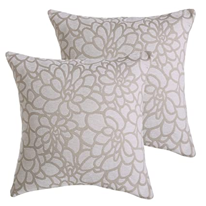 Amazoncom Albad Throw Pillow Cover 20 X 20 Inch Sets Of 2 Off