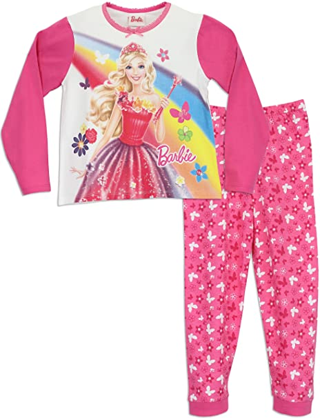 Barbie - Pijama para niñas 2 - 3 Años