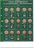 SAFE 7341-12 Premium Münzblatt für 2 Euro des Jahres 2014