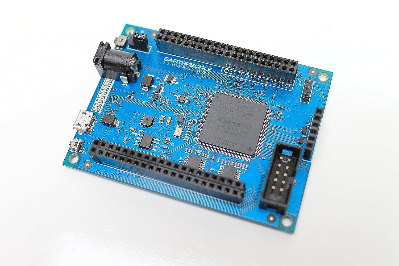 Altera MAX10 FPGA Development Board - MaxProLogic: Amazon