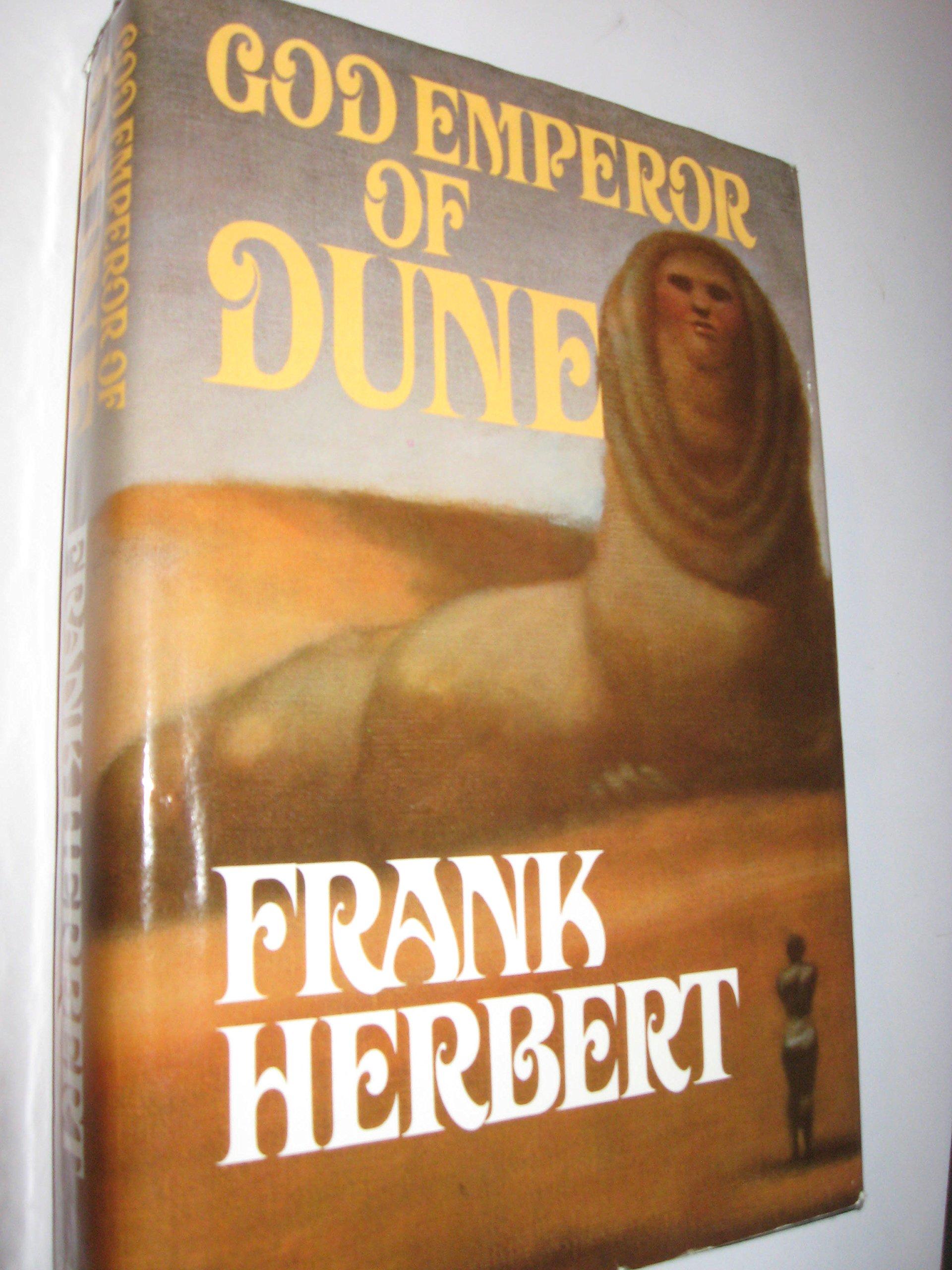 God Emperor of Dune, Book Club Edition, Herbert,Frank
