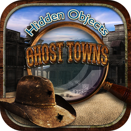 Hidden Objects – Haunted Mystery Ghost Towns & Secret Manor Object Puzzle Photo Time -