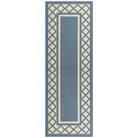 Amazon Com Maples Rugs Bella 2 X 6 Non Skid Hallway Entry Rugs