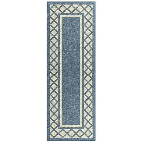 Amazon Com Maples Rugs Bella 2 X 6 Non Skid Hallway Entry Rugs