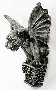 Gargoyle Hanging Wall Plaques Home and Garden statuary Decor