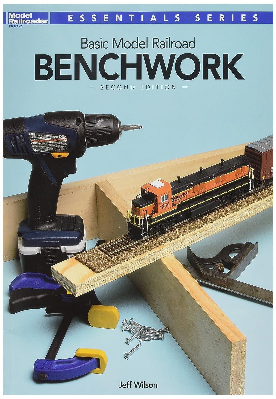 12469 Basic Modell Railroad benchwork 2 nd Edition