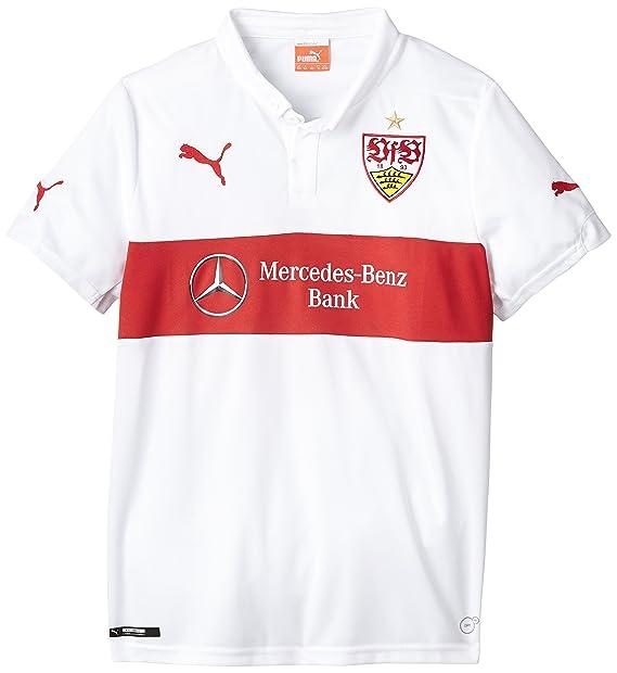 PUMA - Camiseta Deportiva para niño (del Equipo VfB Stuttgart ...