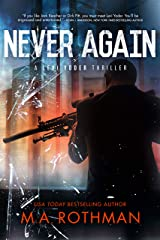 Never Again (A Levi Yoder Thriller, Book 3) Kindle Edition