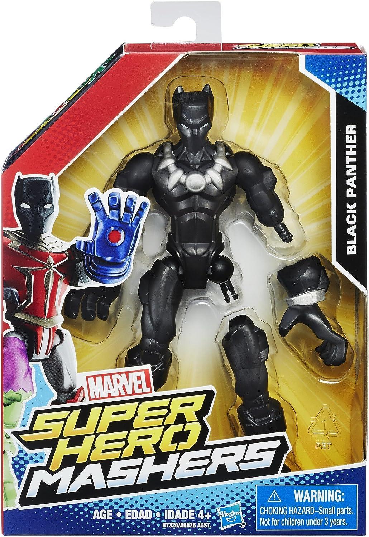 Por Hasbro Marvel Los Vengadores Super Hero Mashers figura de acción elija un personaje