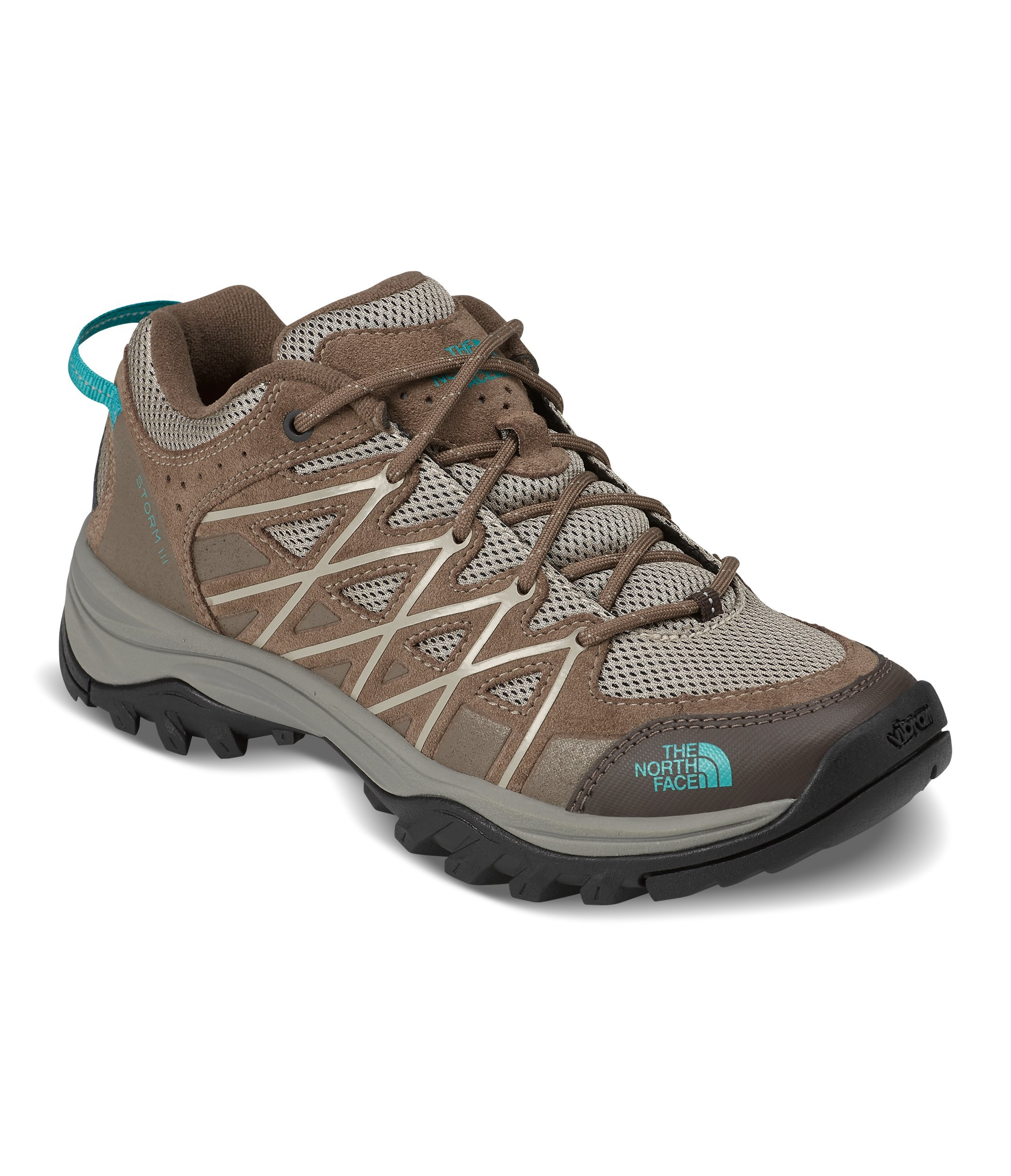 The North Face Womens Storm III - Cub Brown & Crockery Beige - 9.5 by The North Face