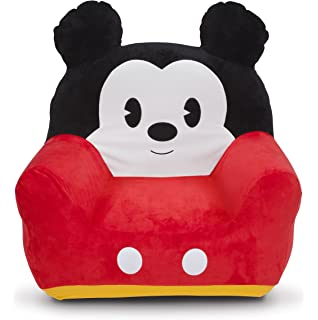 Charming Delta Children Club Chair, Disney Mickey Mouse