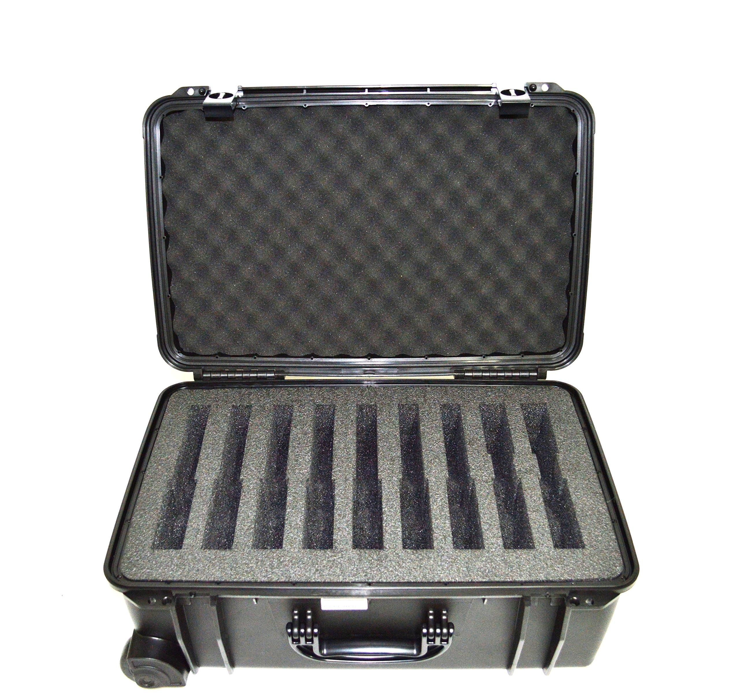 Quick Fire Cases QF920S Range Case, Black, Medium