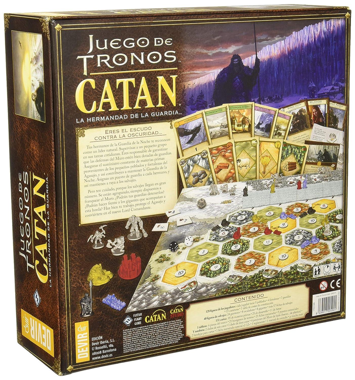 Devir Iberia- Catan Juego de Tronos, única (25921)