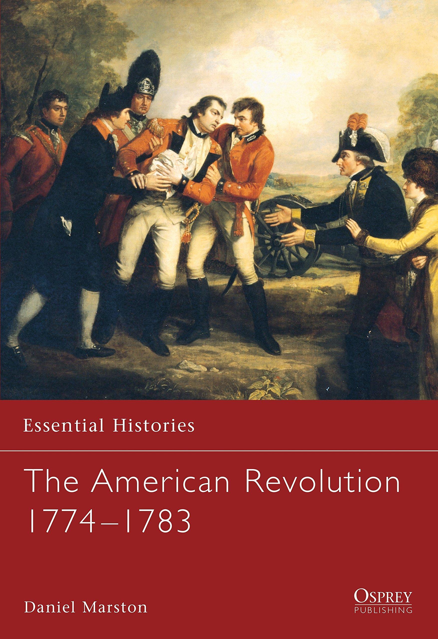 The American  Revolution 1774-1783 pdf epub