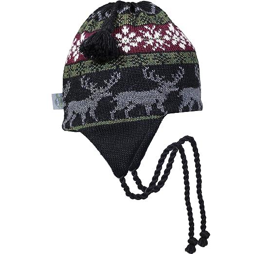 Amazon.com : Turtle Fur Women's Nighthorse, Classic Wool Ski ...