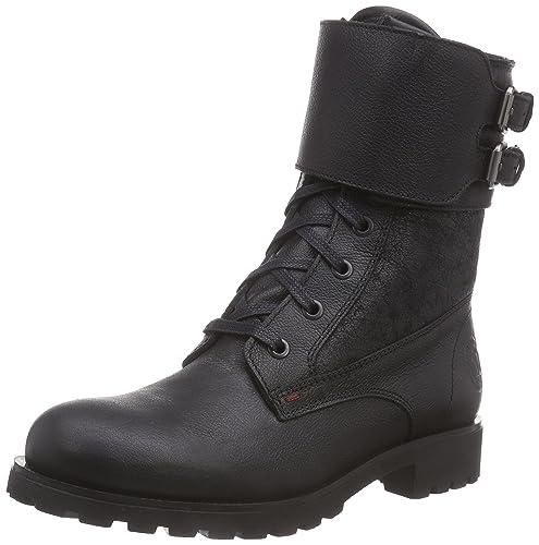 PANAMA JACK Brixton B1 - Botas de Piel para Mujer: Amazon.es: Zapatos y complementos