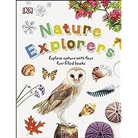 Nature Explorer Box Set: Explore Nature with Four Fun-filled Books (Nature Explorers)