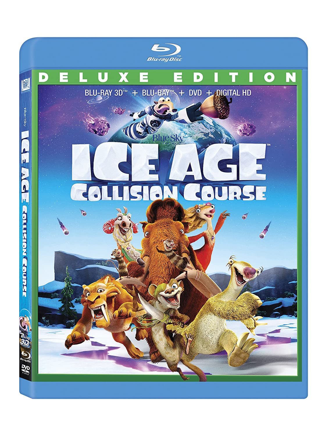 Ice Age: Collision Course 2016 Blu-ray 3D BALTiC 1080p AVC DTS 5 1-HDCLUB
