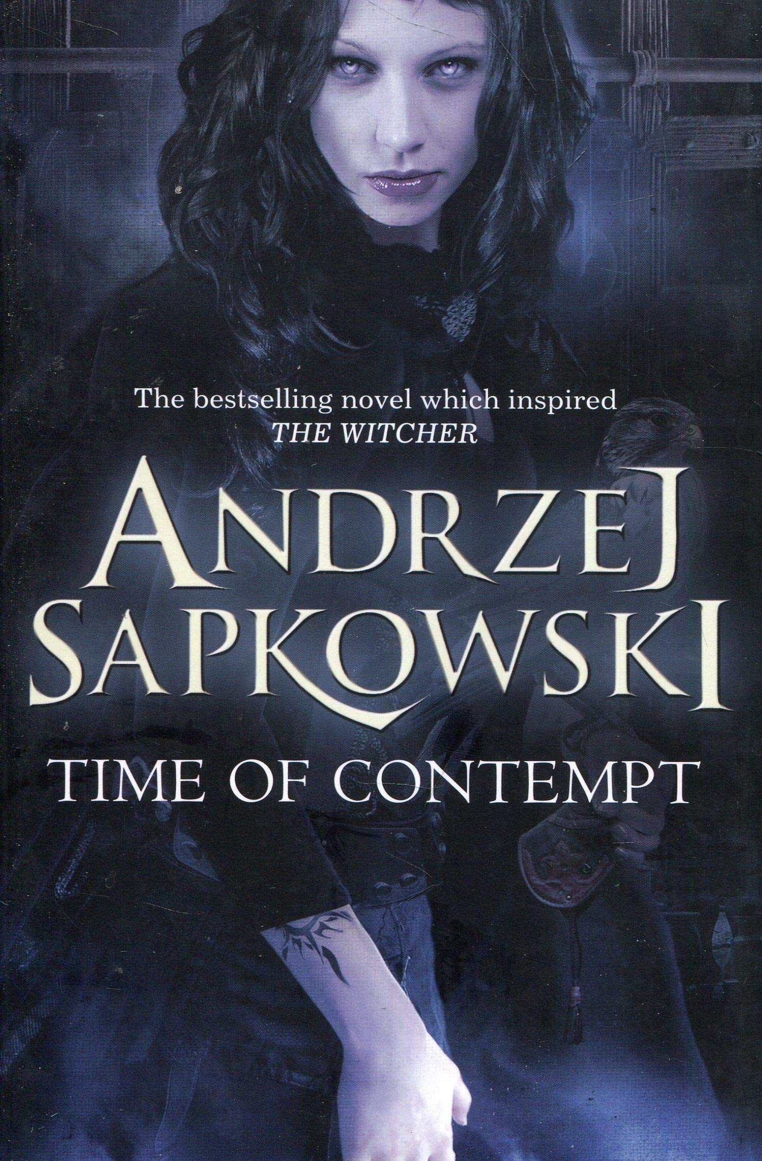 Image result for time of contempt andrzej sapkowski